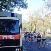 Die DLRG beim Berlin Marathon